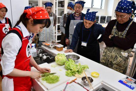 2019.04.09【写真】男の料理教室スタート